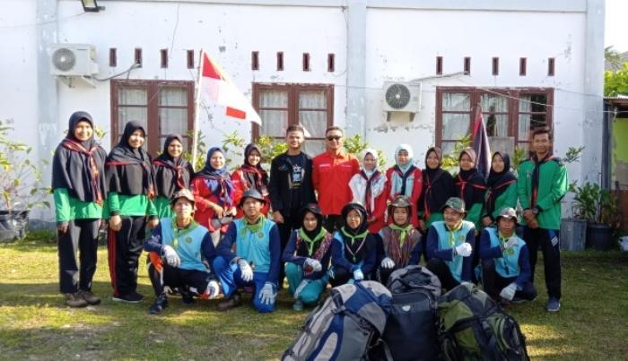 Mapala Bestari STAIN Bengkalis Gelar Latihan Dasar Anggota Muda