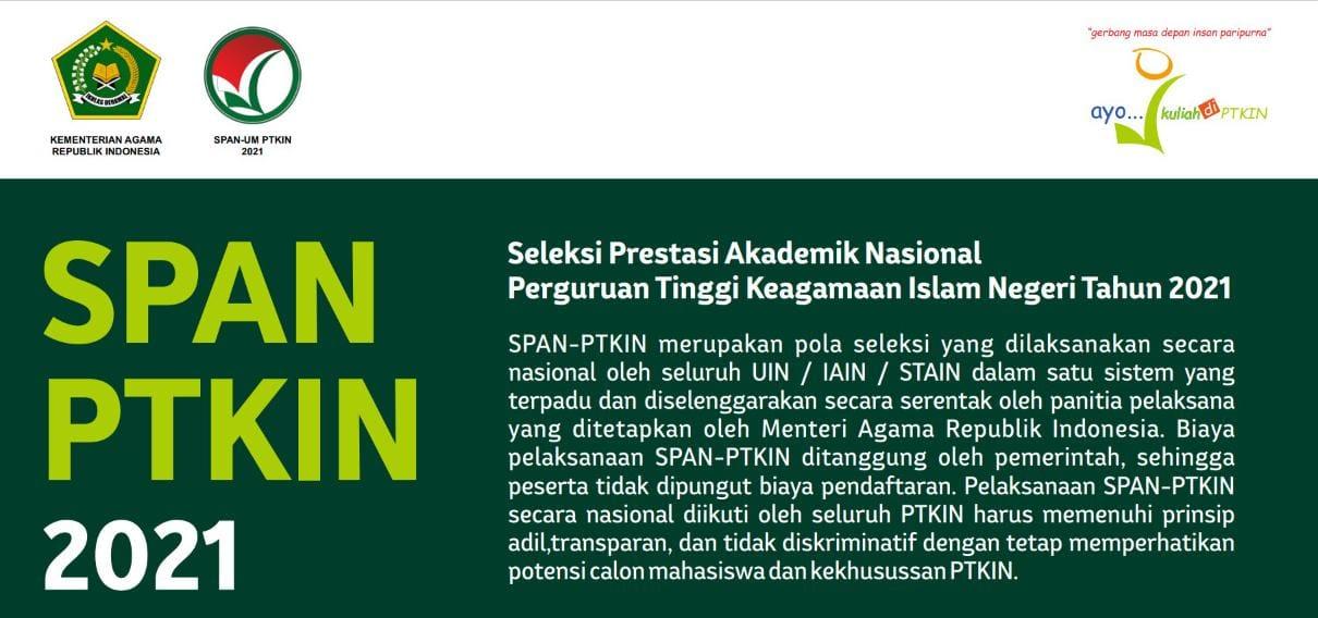 Telah Dibuka Penerimaan Mahasiswa Baru Jalur Span Ptkin Stain Bengkalis Tahun 2021 Stain Bengkalis Riau Sekolah Tinggi Agama Islam Negeri Bengkalis Kampus Melayu Kampusmelayu Ac Id